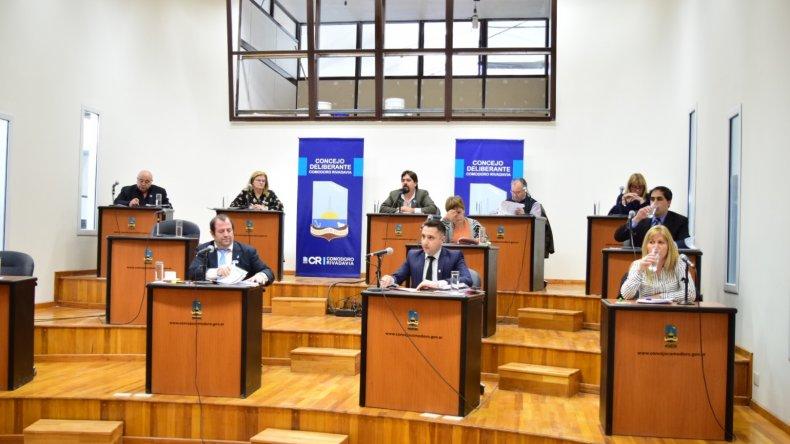 Ingresó al Concejo el pedido de aumento del boleto