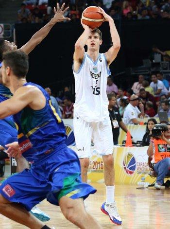 Nicolás Brussino cumplirá el sueño de jugar en la poderosa NBA.
