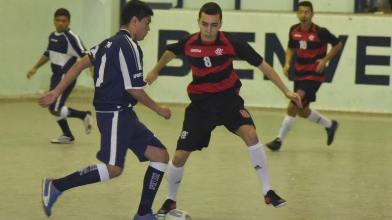 El puntero Flamengo viene de golear 5-0 a El Lobito B.