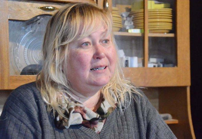 Iryna Lukyanchuk emigró de Ucrania en 2000 por las consecuencias ambientales que dejó el accidente nuclear de Chernobil.