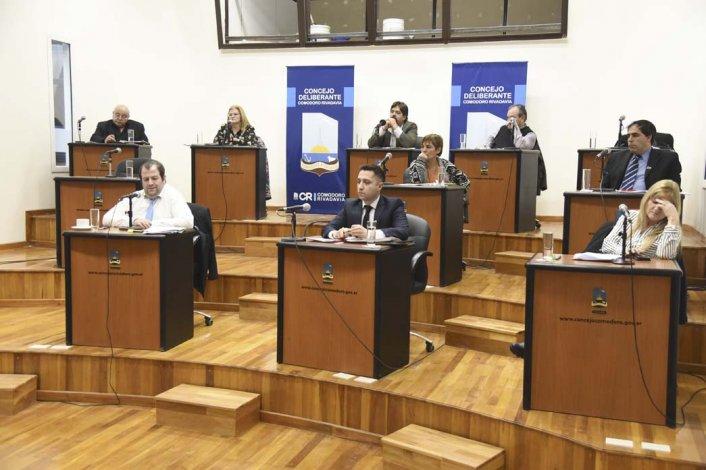 En la sesión de ayer del Concejo ingresó el proyecto del Ejecutivo para actualizar el costo del boleto del transporte público de pasajeros.