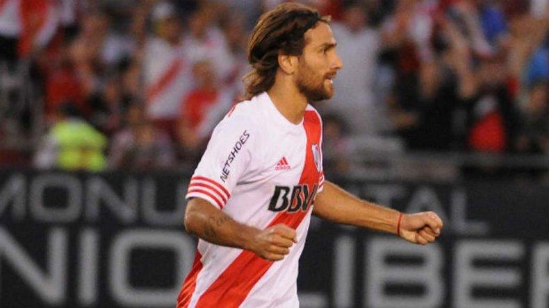 Leonardo Ponzio es el nuevo capitán de River Plate.