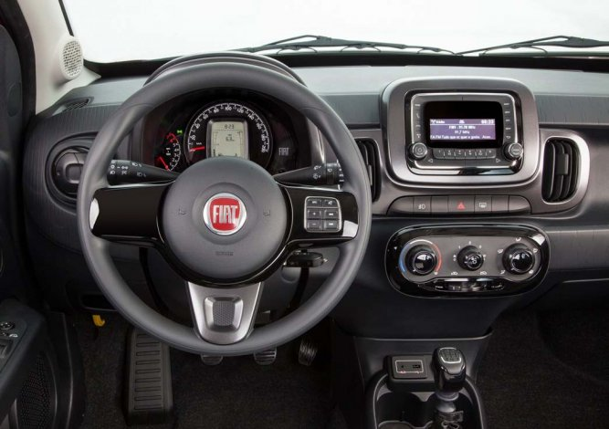 El Fiat Mobi está llegando