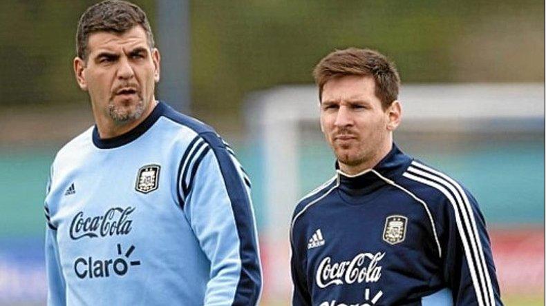 Marcelo DAndrea tiene un vínculo de amistad con Lionel Messi.