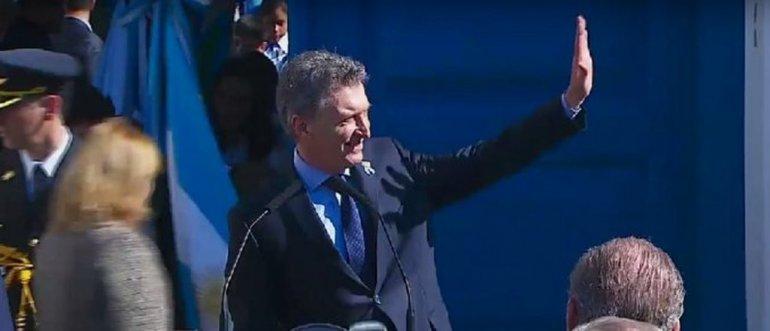 Macri anunció el pago de deuda con obras sociales sindicales