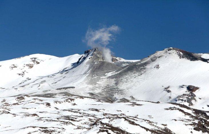 Una excursión no tradicional al volcán Copahue