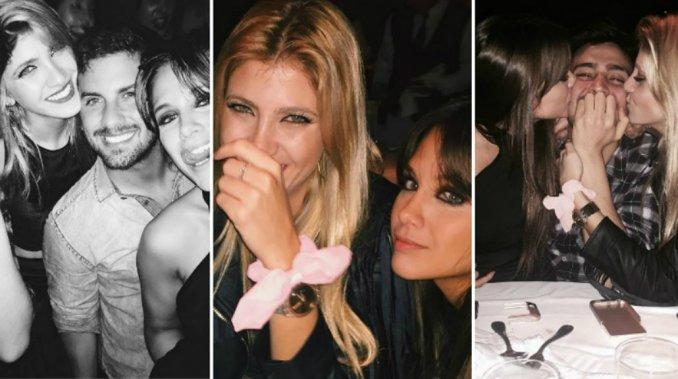 El fin de semana de soltera de Barbie Vélez y Cande Ruggeri