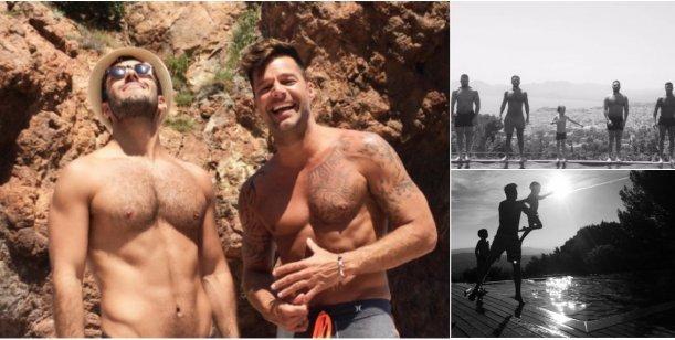 Ricky Martin anunció que se casa y contó cómo se lo pidió a su novio