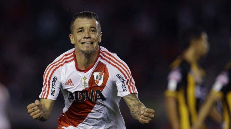 Andrés DAlessandro cuestionó el presente del fútbol argentino.