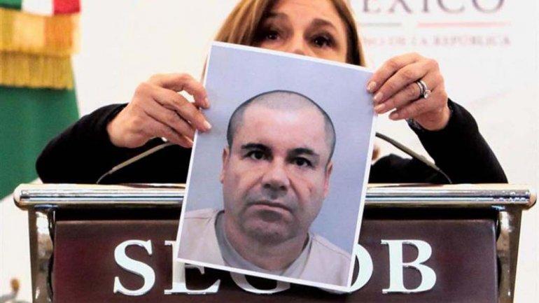 México: difunden una foto del Chapo para frenar rumores de una nueva fuga