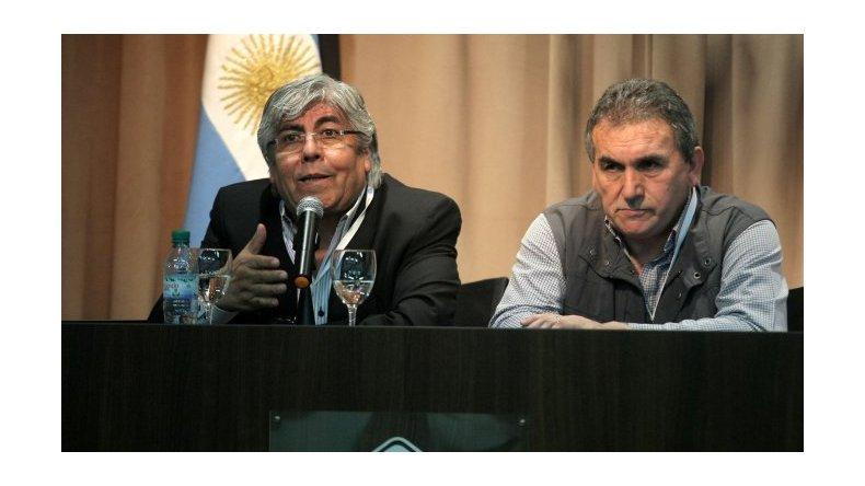 Hugo Moyano anticipa su salida de la CGT Azopardo