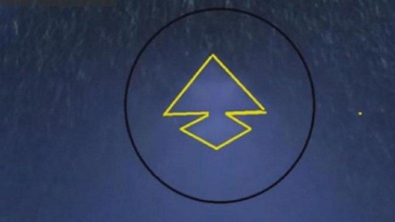 Un argentino descubrió una pirámide perfecta en el Pacífico