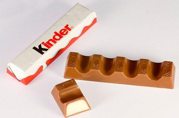 Aseguran que los chocolates Kinder tienen sustancias cancerígenas