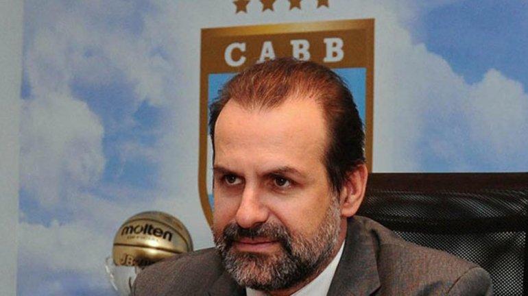Federico Susbielles aseguró que en la CABB vamos hacia el futuro con integración y transparencia.