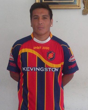 José Loncón defendió los colores de Colegiales en la Primera B Metropolitana
