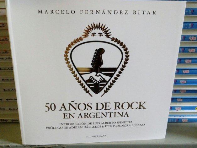 La historia del rock argentino en un solo libro.