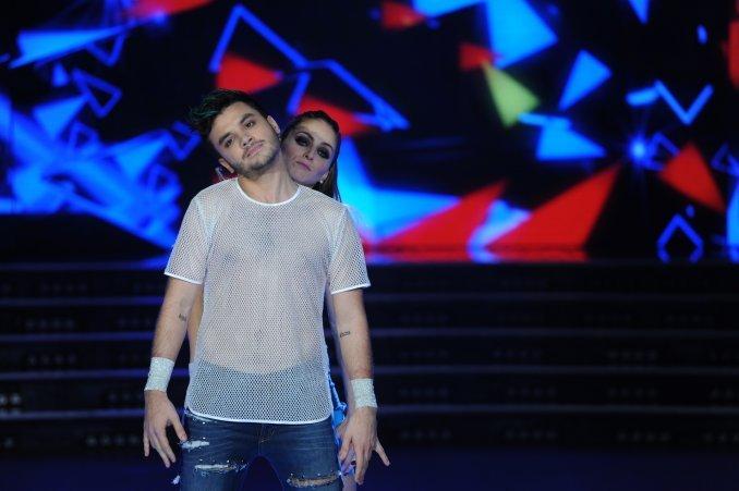 Agustín Casanova: excelencia en el baile y pícara previa con su madre y Tinelli