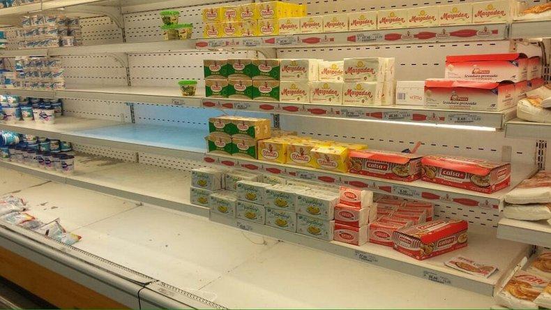 Camioneros advierte sobre el desabastecimiento en lácteos por un paro en FríoSur