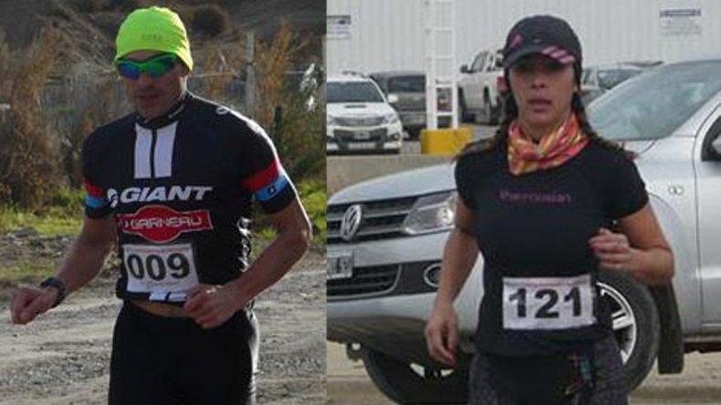Hugo Berra fue el más veloz en Rada Tilly / Ana Paula Sahonero ganó la general de Damas.