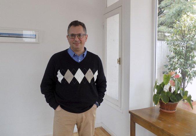 El investigador y neurobiólogo Sebastián Lipina habla de su libro Pobre cerebro.