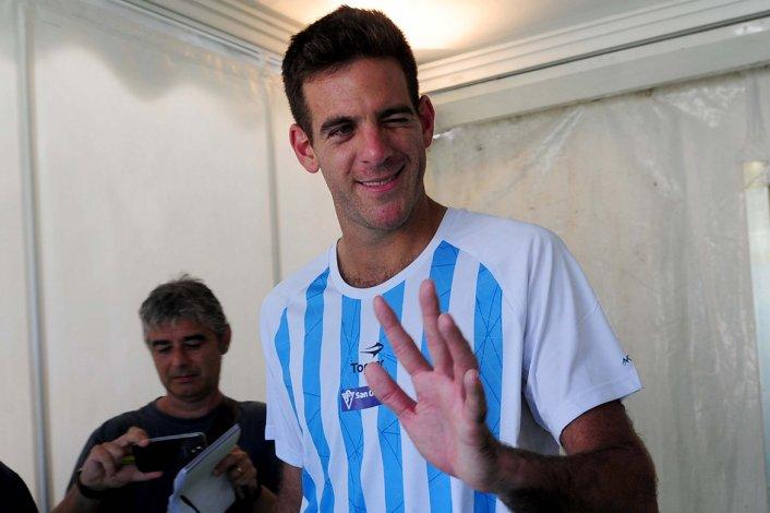 Juan Martín Del Potro volverá a integrar el equipo argentino de Copa Davis luego de casi cuatro años de ausencia.