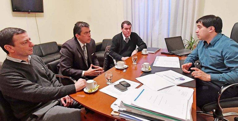 El subsecretario de Seguridad nacional propuso formar y capacitar a la Policía provincial.