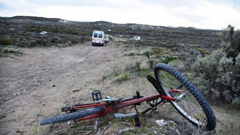 El ciclista accidentado en el cerro del faro continúa en terapia intensiva