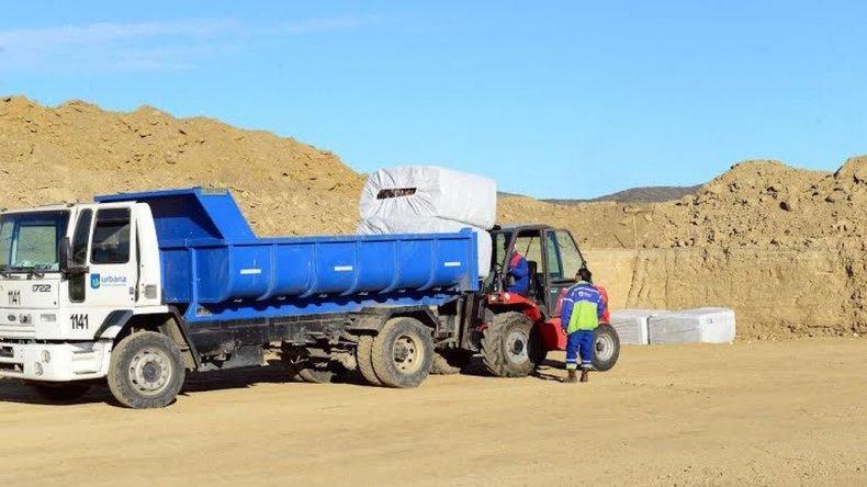 La basura no reciclable recibe un nuevo tratamiento