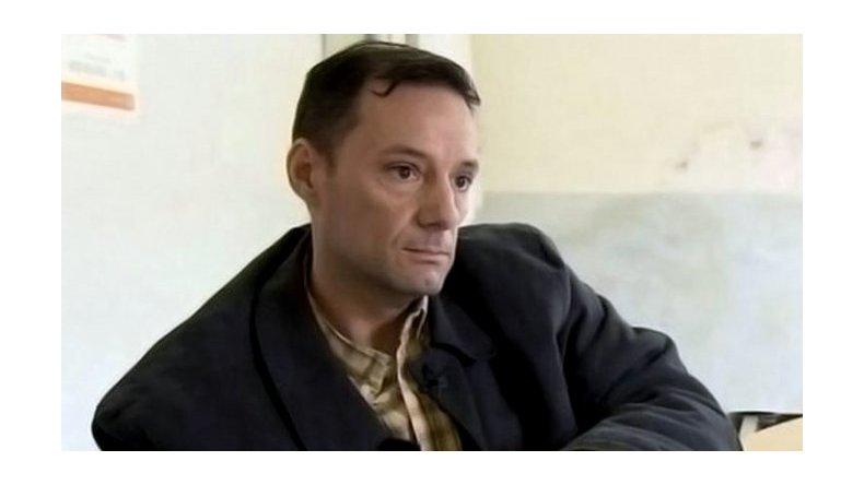 Martín Lanatta se casa en la cárcel