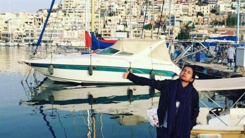 Huma tuvo que navegar sin su amado.
