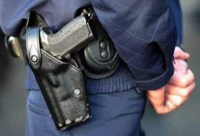 Policía denunció que le robaron el arma en medio del recital de La Nueva Luna