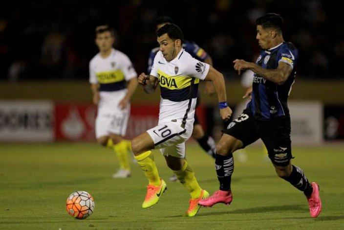 Boca espera revertir la historia que se le complicó en la altura de Quito.