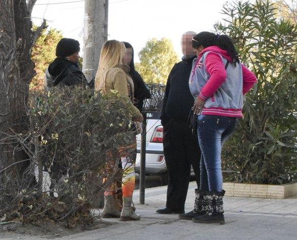 María Cruz Rodríguez (derecha) deberá esperar que la Cámara Federal de Casación Penal resuelva sobre su permanencia -o no- en prisión.