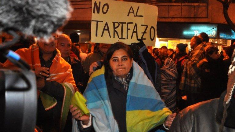 El #NoAlTarifazo se hará sentir en las principales ciudades de  Chubut