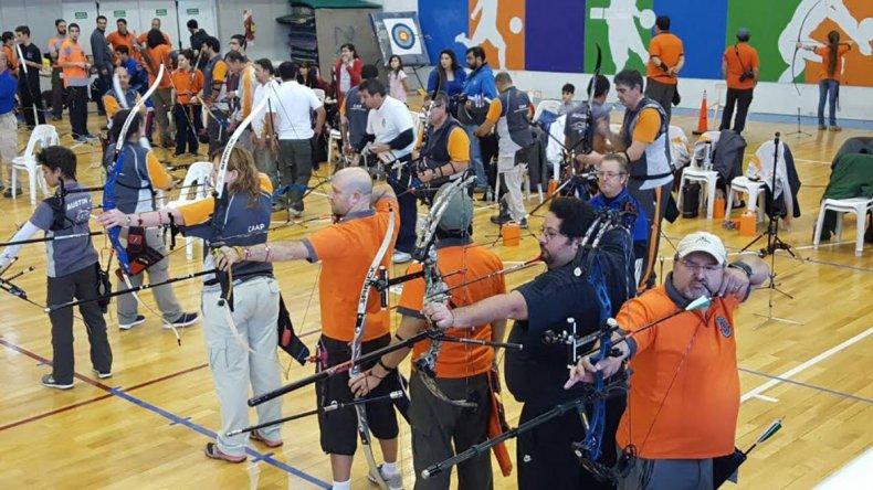 El tiro con arco tendrá una cita importante el domingo en instalaciones del complejo Huergo de barrio General Mosconi.