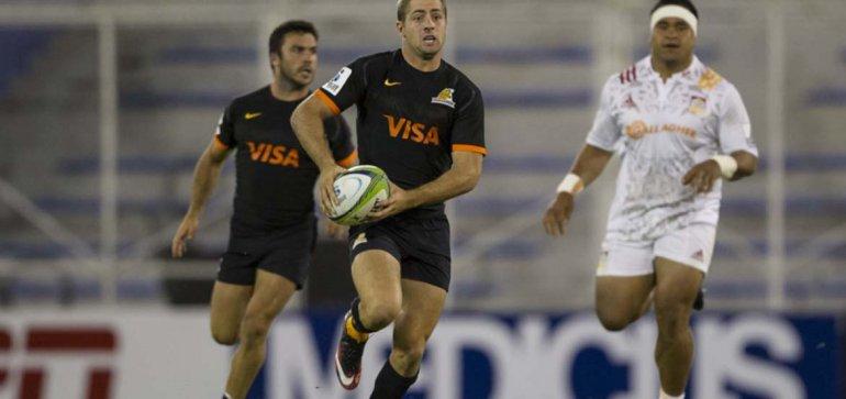 Los Jaguares jugarán mañana en cancha de Vélez por la última fecha del Super Rugby.