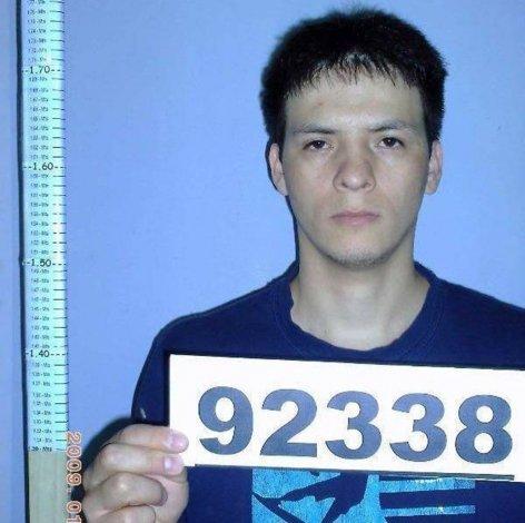 Maximiliano Gómez Muñoz fue detenido el martes por la noche