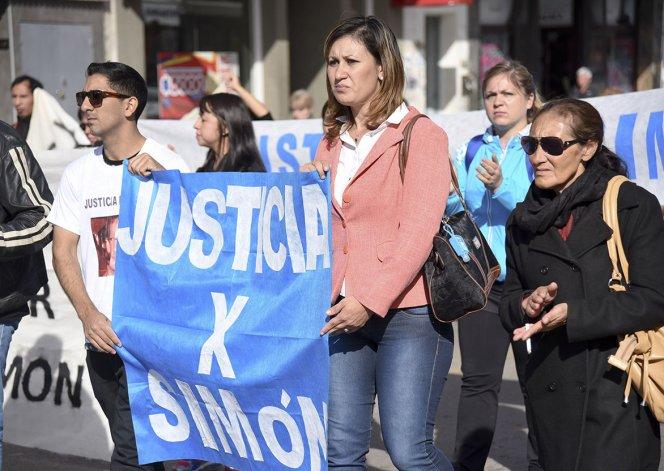 La familia de Simón Saiegg recordó ayer cinco meses del incidente donde sufrió quemaduras que le costaron la vida.
