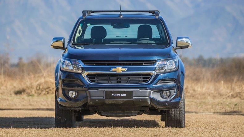Nueva Chevrolet S10, lanzamiento en Argentina