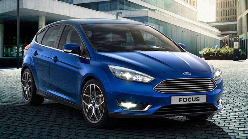 El Ford Focus argentino sumó  ESP de serie y más tecnología