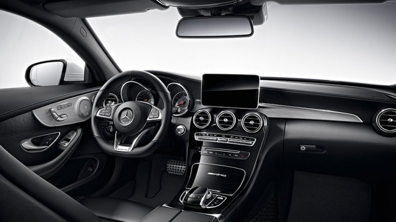 Presentamos el Mercedes-Benz Clase C Coupé