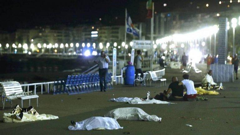 ISIS se adjudicó el atentado en Niza