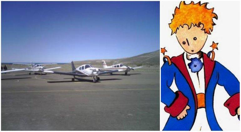 Vuelos para niños en el Aeroclub