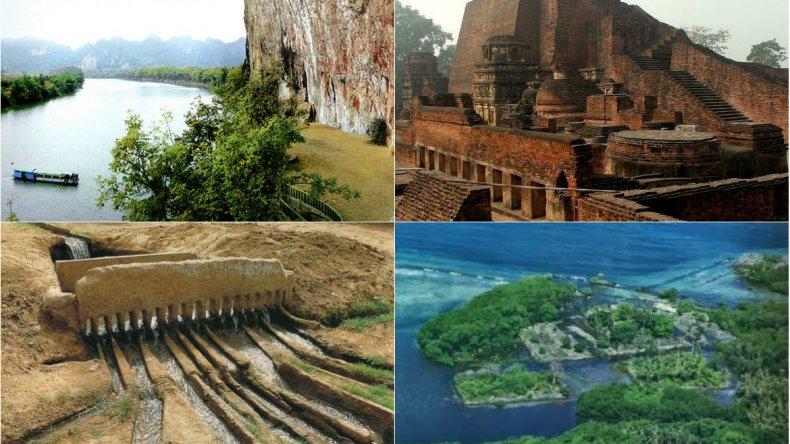 Conoce los nuevos lugares en la lista de Patrimonio Mundial de Unesco