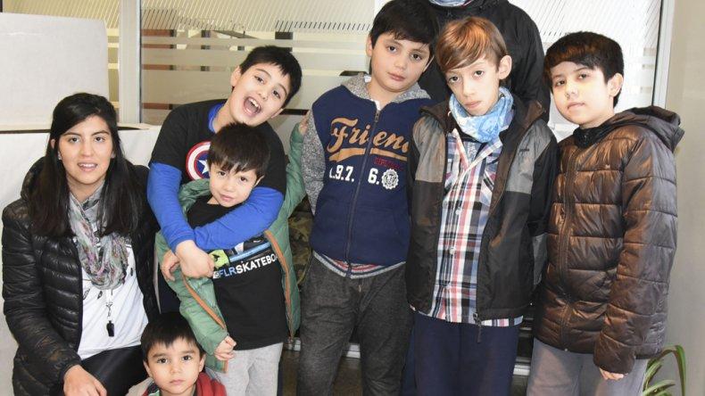 La Colonia pre-deportiva está destinada a chicos de 5 a 14 años.