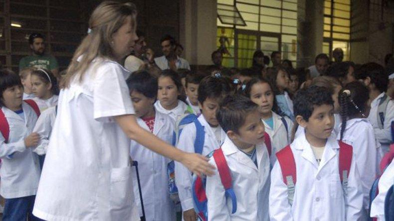 Un informe revela el grado de violencia sobre docentes.