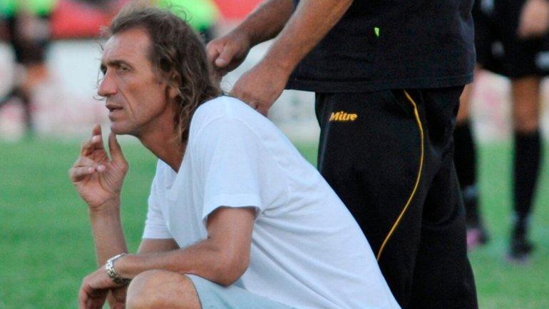 Dolor en el fútbol: murió el ex de Boca Alejandro Giuntini
