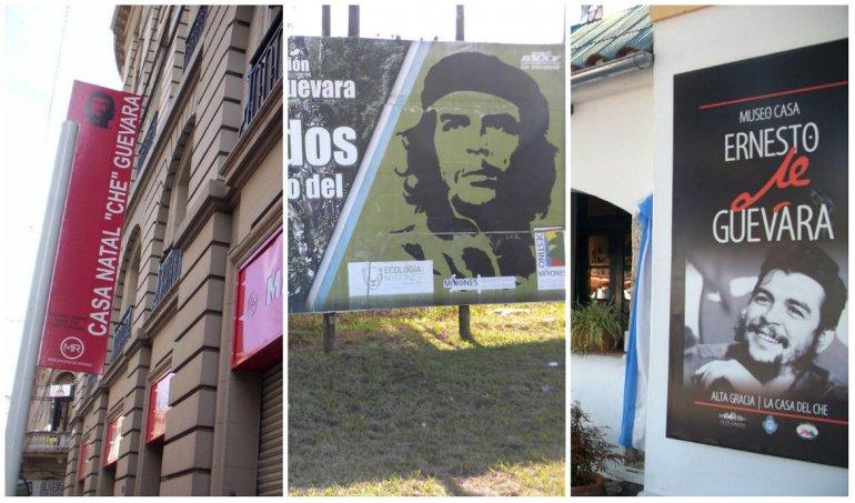 Otros tres lugares claves para conocer al Che