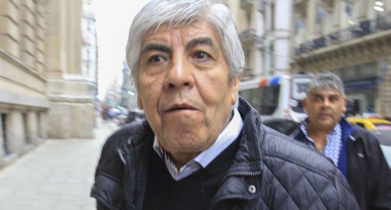 El dirigente gremial criticó las medidas gubernamentales de Macri.