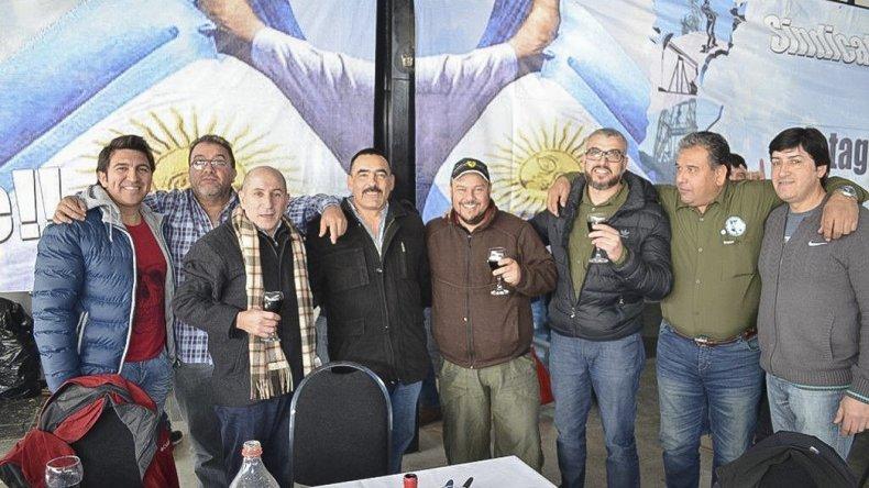 En una asamblea que se celebró ayer en Pico Truncado